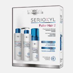 Tratamiento : SERIOXYL: kit cabellos coloreados