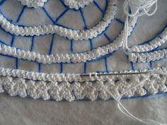 Thread Head: Romanian Point Lace