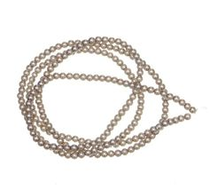 Fashion Beads, Pearl Beads, Round Glass, Glass Beads, Jewelry Making, Pearls, Brown, Beads, Brown Colors