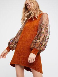 Hidden Garden Tunic from Free People!
