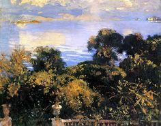 Oranges at Corfu John Singer Sargent - circa 1909