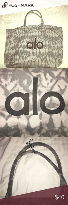 Ali Bag Large🙏🏻❤️👏🏻 Super Amazing- Brand New. ALO Yoga Bags Travel Bags