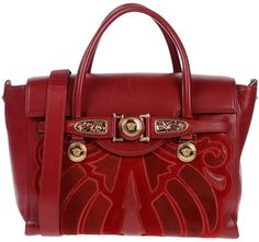 9944cc6bbdef Versace Women Handbag on YOOX. The best online selection of Handbags Versace.  YOOX exclusive items of Italian and international designers - Secure  payments
