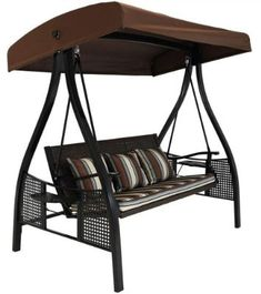 11 Top 11 Best Patio Swings With Canopy Reviews In 2019