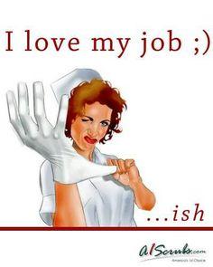 ;-) Nursing