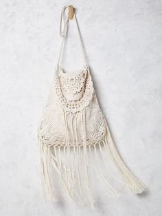 Miss June Desert Crochet Bag at Free People Clothing Boutique