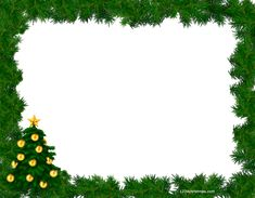 christmas photo frame templates for free download clipart and