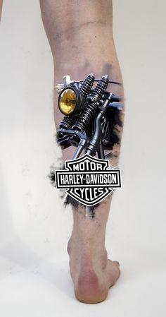 #free #tattoo #flash #dnipro #ukraine #design #only #yavtushenko #harley