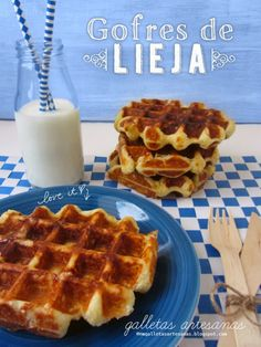 Great Recipes, Favorite Recipes, Cooking Cake, Belgian Waffles, Waffle Recipes, Breakfast Time, Food Design, Food And Drink, Sweets