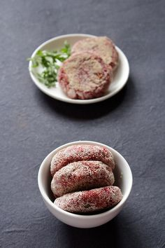 beetroot tikki or beetroot patties