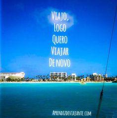 50 Frases de Viagem para Inspirar o seu Dia -