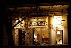 INGLOURIOUS BASTERDS - Cafe Einstein, Kurfürstenstraße, Berlin