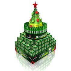 Heineken Navidad on Behance