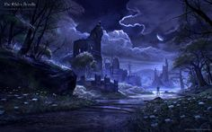 Evergloam realm of Nocturnal