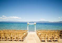 A Casual Lake Tahoe Wedding Video by Reel EyesMedia
