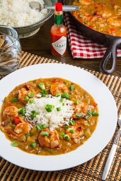 Shrimp Etouffee. This is the Bomb! Great with shrimp but outrageous with…
