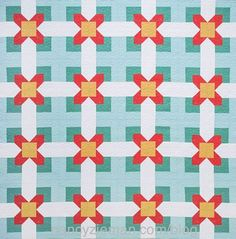 Peaches and Cream Quilt as seen on the Sewing With Nancy TV Show, Cabin Fever Quilts with Nancy Zieman and Guest Natalia Bonner