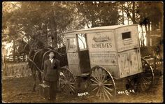 Snake Oil Wagon | The W.T. Rawleigh Company is still around, and has adapted to the ...