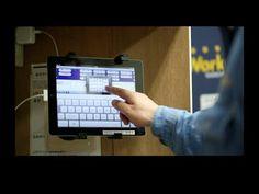 iPad 活用事例:ワークキャム(FileMaker Pro & FileMaker Go):動画で学ぶiPadビジネス導入事例 - YouTube