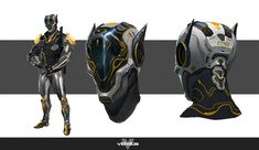 ArtStation - Monark (elegant skin)- helmet design, Hugo Richard