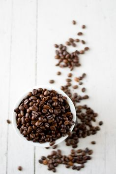 I adore chocolate covered Coffee Beans. Doesn't that count as coffee? Oh well..