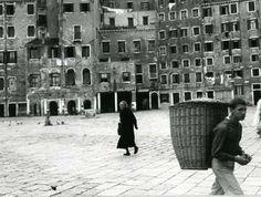 GIANNI BERENGO GARDIN Venezia, 1958-