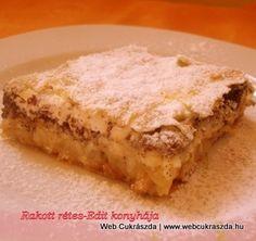 Bejgli Lasagna, Muffin, Cooking, Ethnic Recipes, Food, Kitchen, Essen, Muffins, Lasagne