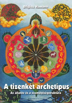 A tizenkét archetípus · Brigitte Hamann · Könyv · Moly Astral Projection, Tao, Make It Simple, My Books, Author, How To Make, Movie Posters, Painting, Minden