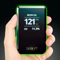 Skulpt Aim: World's First Device to Measure Muscle Fitness with One Touch