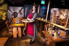 Viikinkiravintola Harald Vikings, Restaurant, Painting, Art, The Vikings, Art Background, Diner Restaurant, Painting Art, Kunst
