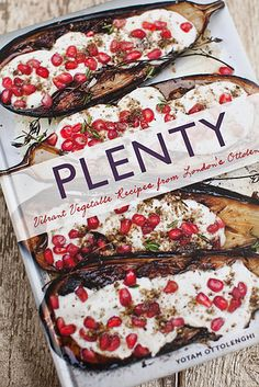 Padma Lakshmi says: Plenty by Yotam Ottolenghi | 19 Cookbooks That Will Improve Your Life