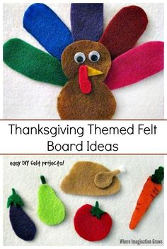 Thanksgiving felt board play ideas for preschoolers and toddlers! Have a thanksgiving dinner or explore native American life on your felt board! Thanksgiving Arts And Crafts, Thanksgiving Stories, Thanksgiving Crafts For Kids, Thanksgiving Activities, Thanksgiving Feast, Toddler Learning Activities, Preschool Crafts, Preschool Activities, Kids Crafts