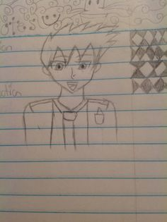 Doodle from history