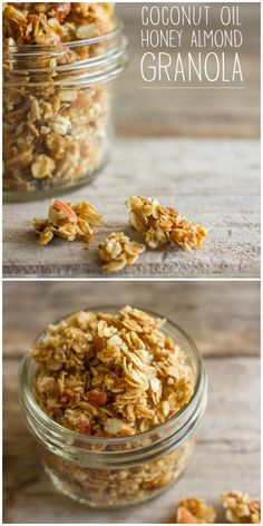 My very favorite granola recipe of all time!