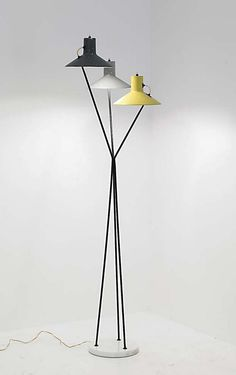 lamp and table together retro - Google Search