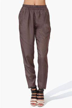 Leisure pants/More MC Hammer pants! again, black is better