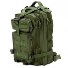 Men Outdoor Military Tactical Backpack Camping Bag Hiking Trekking Rucksacks    eBay Camping Gear, Backpack 54e20efcd7