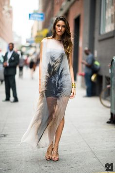 Nadejda Savcova | New York City @ http://le-21eme.com