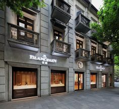 Blancpain Opens Largest Boutique in Shanghai