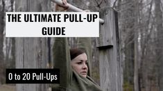 Pull Up Exercise, How to do More Pull Up Reps.