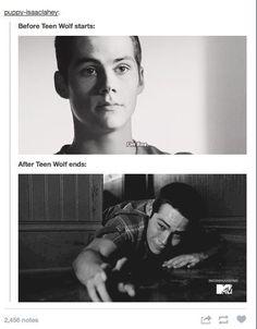 Картинки по запросу teen wolf tumblr post