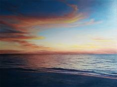 "Antonia Tyz Peeples ~ ""Evening Came Sofly"" ~ Oil on Linen  30 x 40"