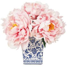 Faux Peony