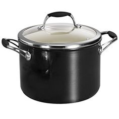 Ceramica 01 Deluxe 6-qt. Stock Pot with Lid - http://cookware.everythingreviews.net/13807/ceramica-01-deluxe-6-qt-stock-pot-with-lid.html