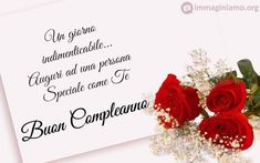 Frasi auguri compleanno per tutti Place Cards, Place Card Holders