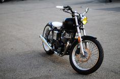 Honda Rebel custom