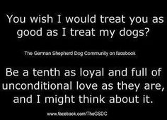 the more people i meet, the more i love my dogs!