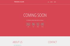 Trending Colors-v2 Coming Soon by earthquake on Creative Market