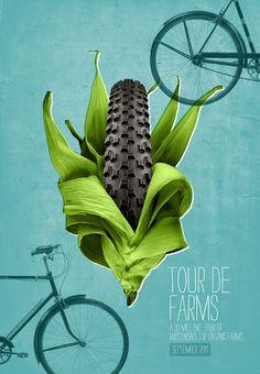 http://sintoallow-miscellanyart.blogspot.jp/2011/10/braise-local-food.html #bisection #maïs #pneu #velo