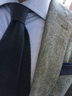 The Snob Report, agnelli-esque:   mixing patterns